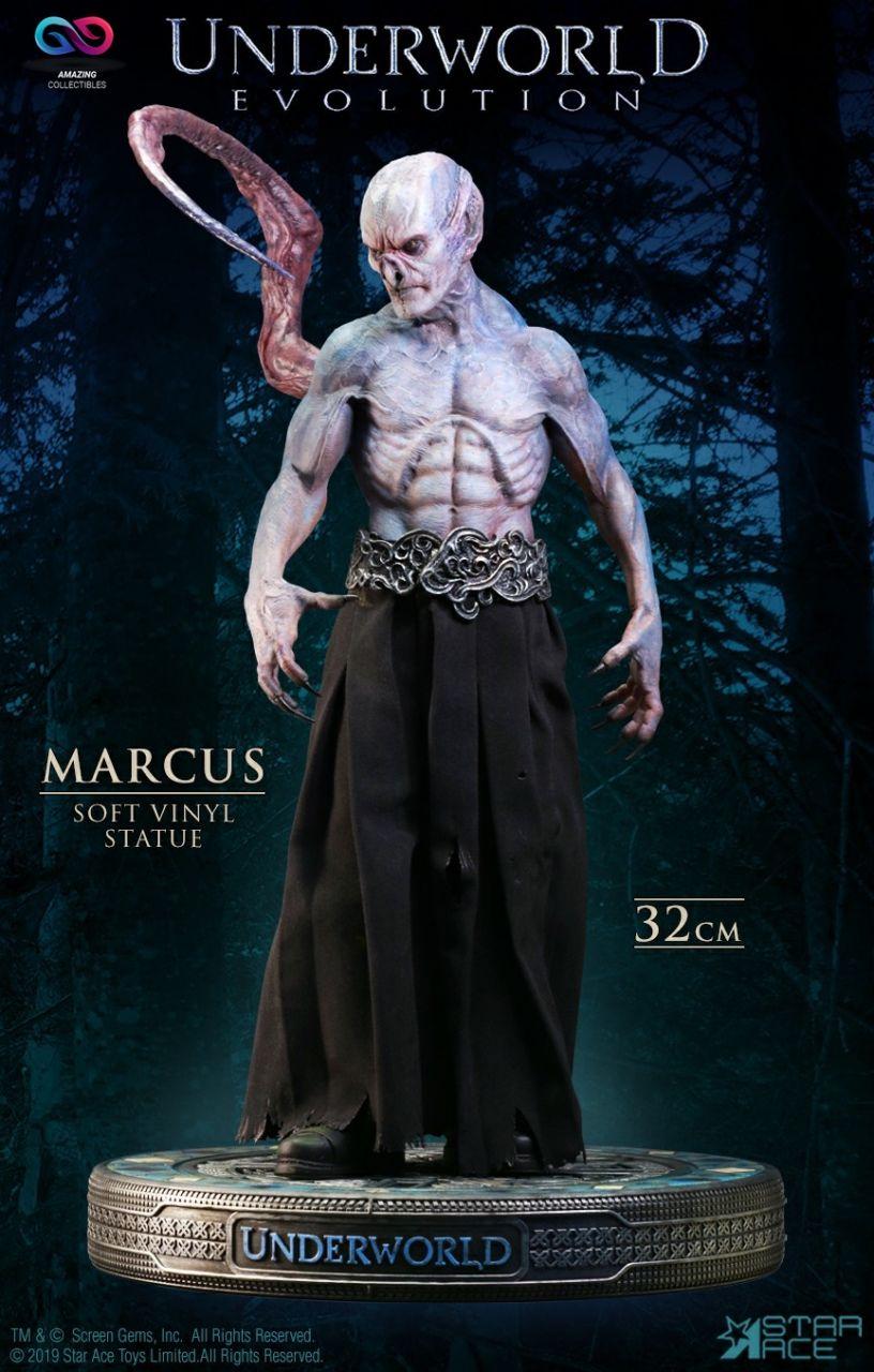 Star Ace - Marcus - DX Version - Vinyl Statue - Underworld: Evolution