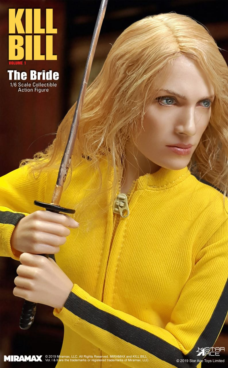Star Ace - The Bride - Uma Thurman - Kill Bill Volume 1