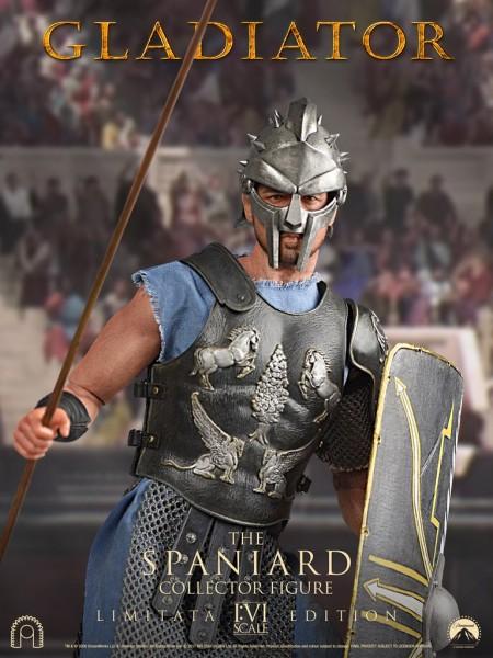 Big Chief Studios - Gladiator - The Spaniard