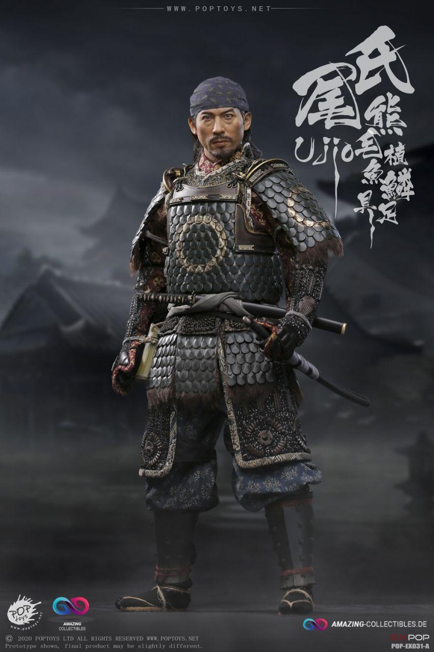 Poptoys - Brave Samurai - Ujio - Standart Version