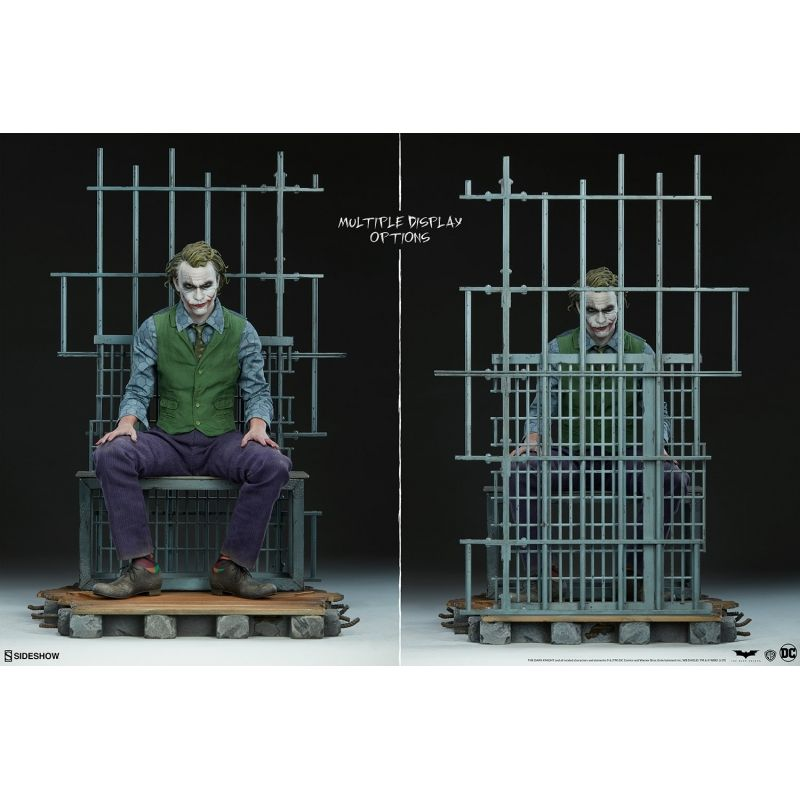 Sideshow - The Joker - Batman: The dark knight - Premium Format Statue