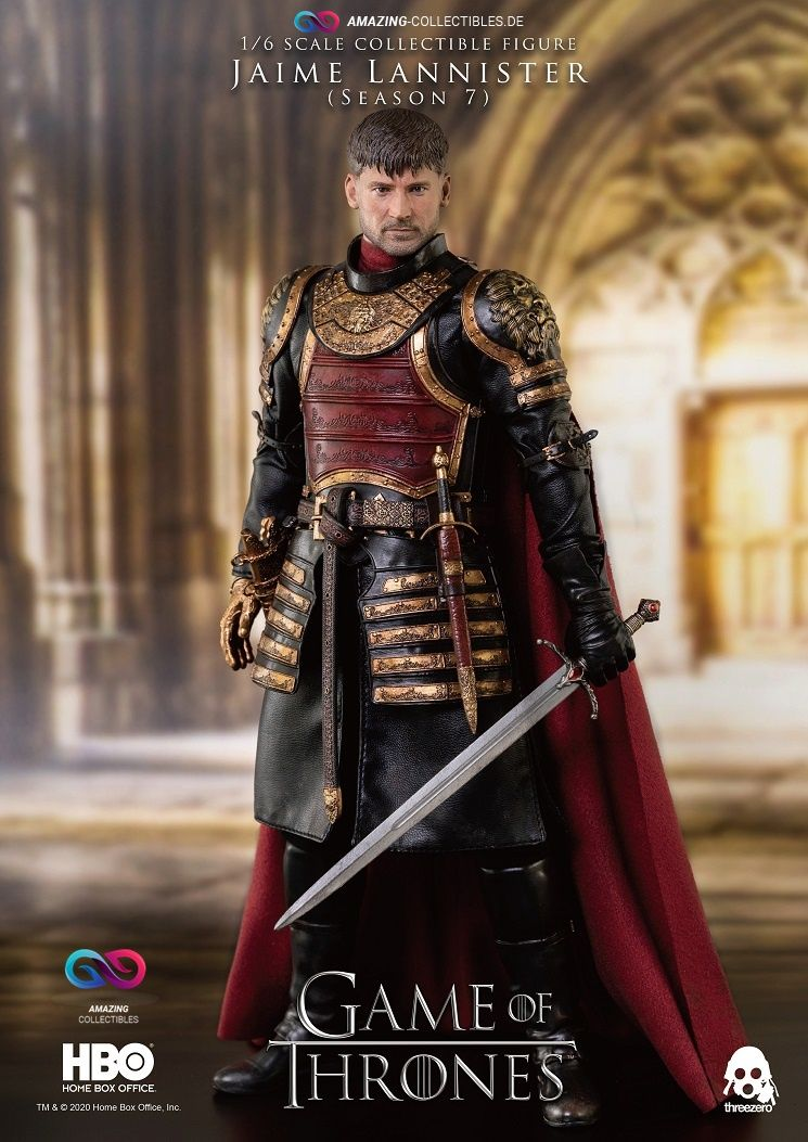 ThreeZero - Jaime Lannister - Season 7 - Game of Thrones