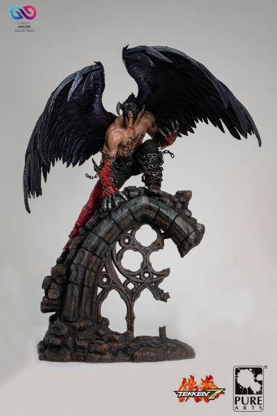 PureArts - Devil Jin - Quarter Scale 1/4 Statue - Tekken 7