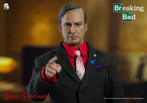 ThreeZero - Saul Goodman - Breaking Bad