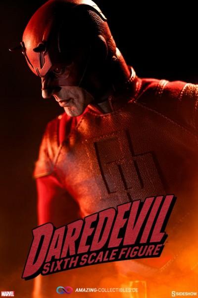 Sideshow - Daredevil - Marvel - Comic Style
