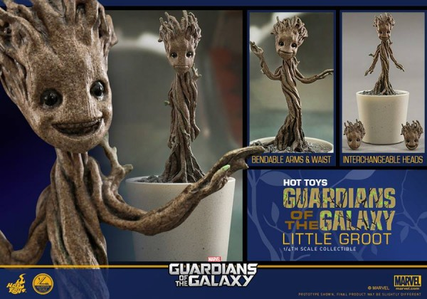 Hot Toys - Little Groot - Guardians of the Galaxy