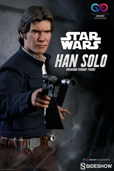 Sideshow - Han Solo - Premium Format Statue - Star Wars