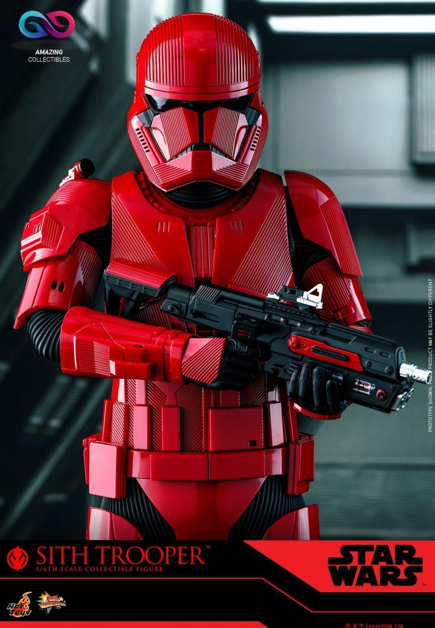 Hot Toys - Sith Trooper - Star Wars - Episode IX - Rise of Skywalker