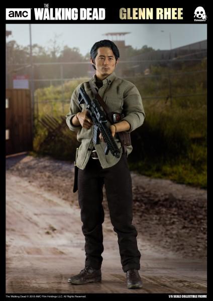 ThreeZero - Glenn Ree - Standart Version - The Walking Dead