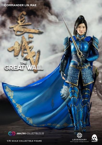 ThreeZero - Commander Lin Mae - The Great Wall