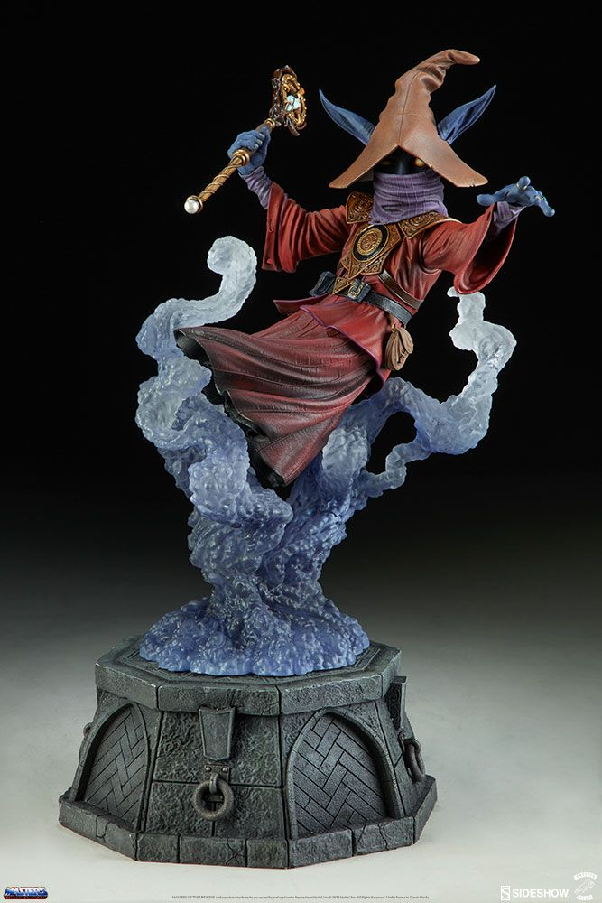 Sideshow - Orko - Statue - Masters of the Universe