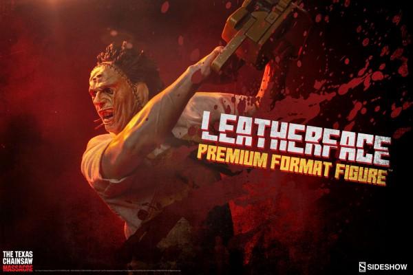 Sideshow - Leatherface - Premium Format