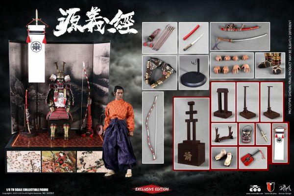 Coomodel - Minamoto no Yoshitsune - Exclusive Version - Series of Empire