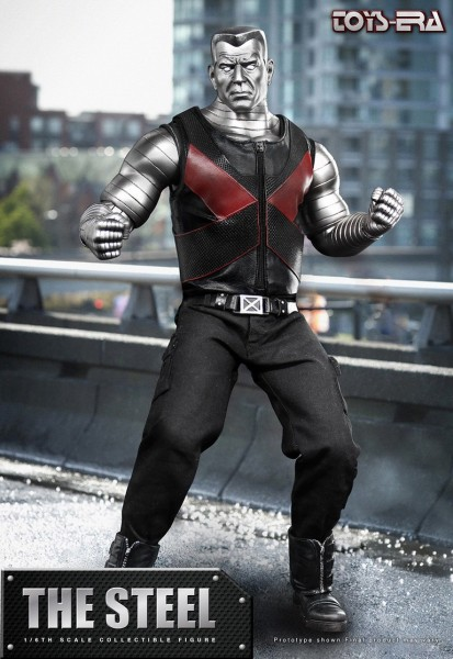 Toys Era - The Steel - Serie X - Colossus