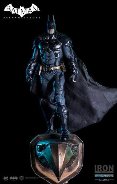 Iron Studios - Batman Deluxe - Art Scale 1/10 - Arkham Knight
