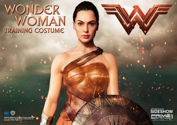 Prime 1 Studios - Wonder Woman - Training Costume Statue