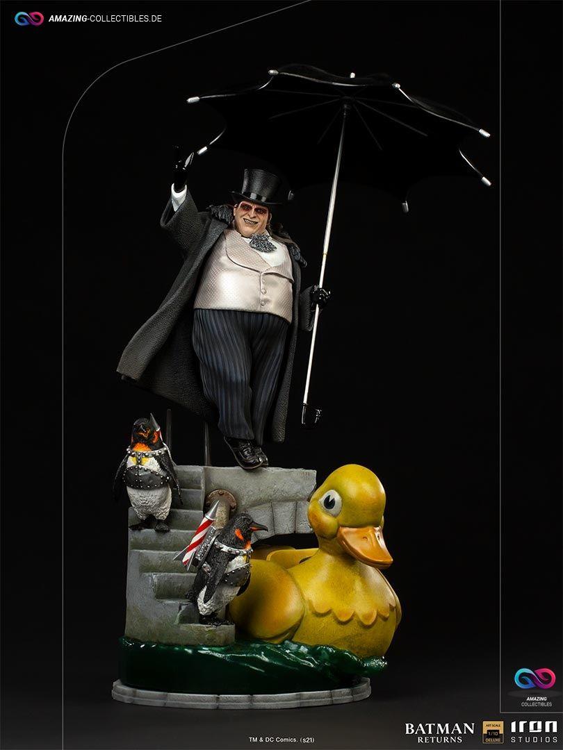 Iron Studios - Pinguin - Batmans Rückkehr - Art Scale 1/10