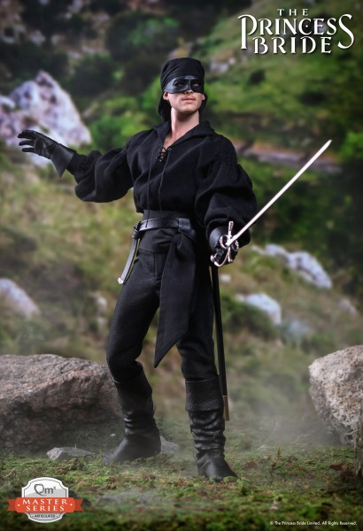 Quantum Mechanix - Westley - The Dread Pirate Roberts - Die Braut des Prinzen