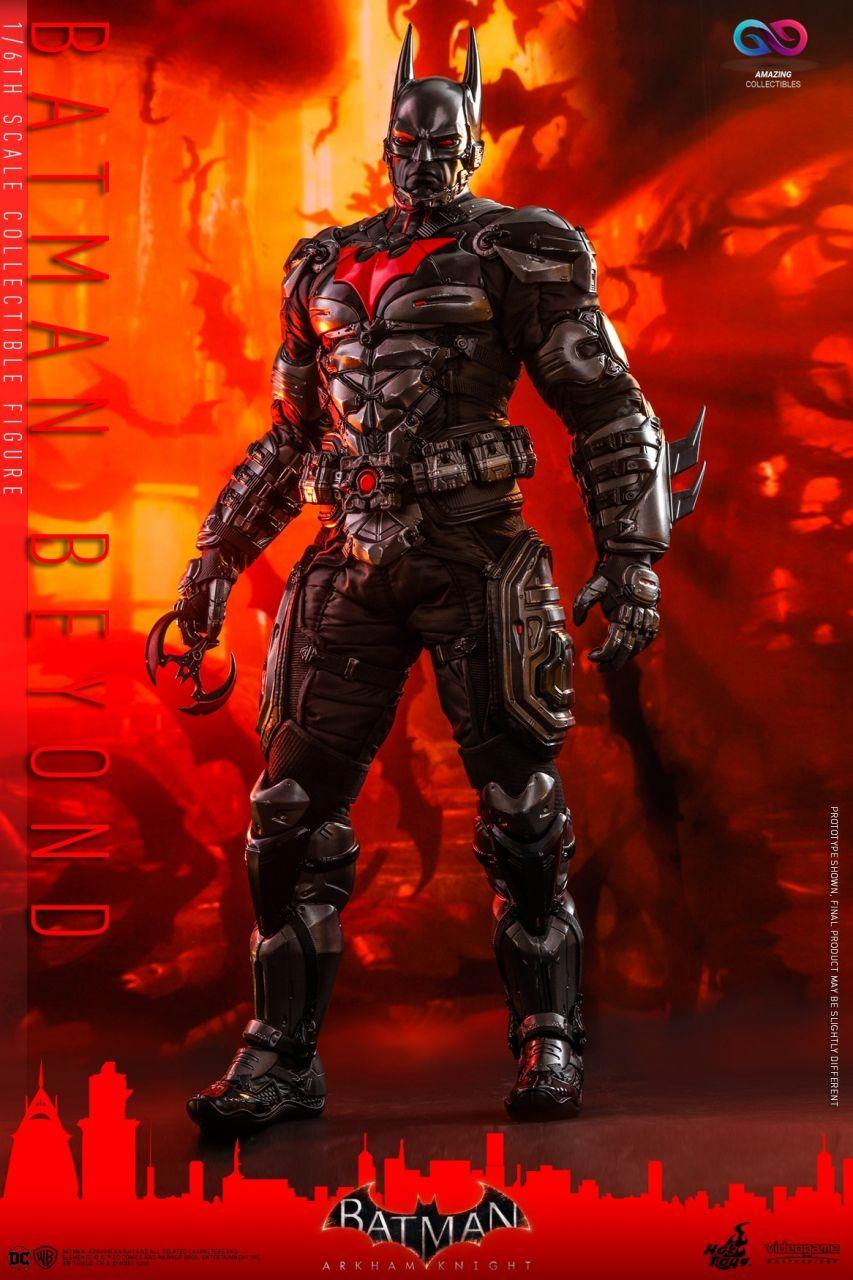 Hot Toys - Batman Beyond - VGM39 - Arkham Knight