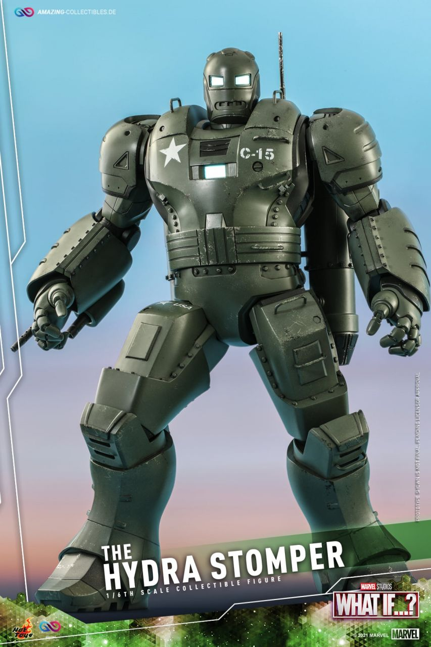 Hot Toys - The Hydra Stomper - PPS007 - What If...?