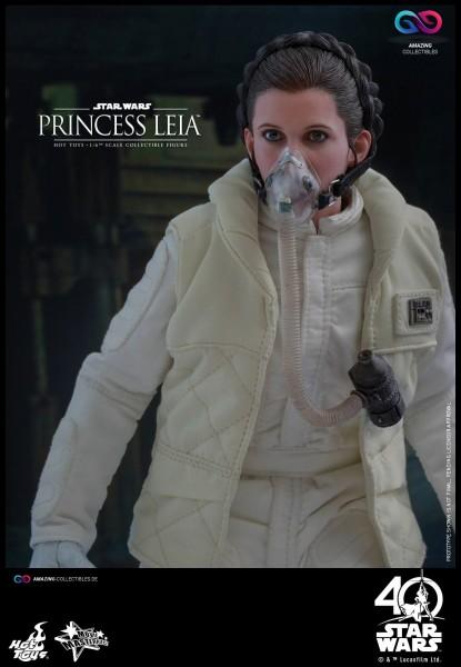 Hot Toys - Prinzessin Leia - Hoth Version - Star Wars - Das Imperium schlägt zurück