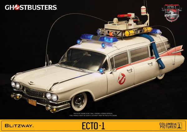 Blitzway - Ecto-1 - Ghostbusters