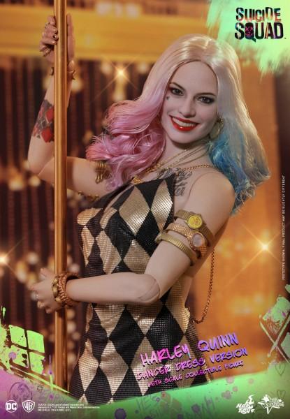 Hot Toys - Harley Quinn - Suicide Squad - Dancer Dress