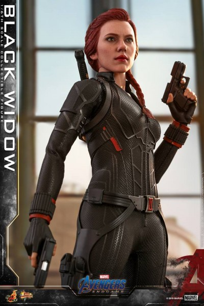 Hot Toys - Black Widow - Avengers: Endgame