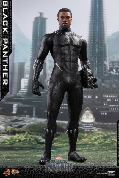 Hot Toys - Black Panther - Marvel - Black Panther