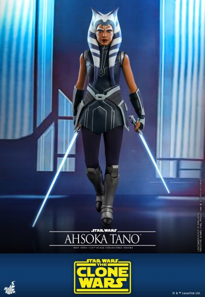 Hot Toys - Ahsoka Tano - Star Wars: The Clone Wars
