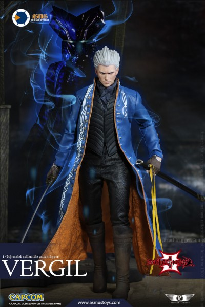 Asmus Toys - Vergil - Devil may Cry 3