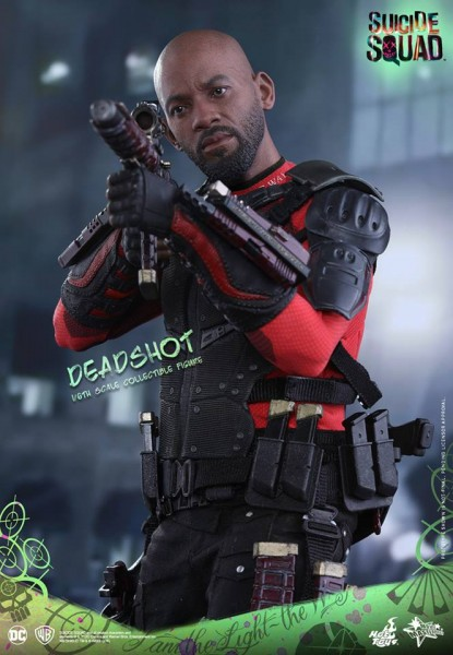 Hot Toys - Deadshot - (Suicide Squad) - Video Review Sample