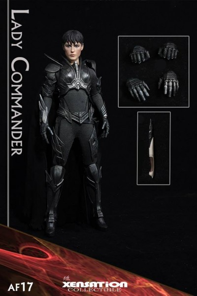 Xensation Collectibles - Lady Commander - 1/6