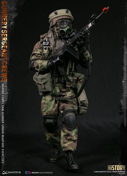 Damtoys - Gunnery Sergeant Crews - Marine Corps - Urban Warfire Exercise