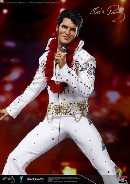 Blitzway - Elvis Presley - Quarter Scale Statue