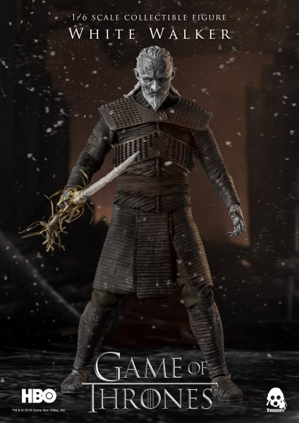 ThreeZero - White Walker - Standart Version - Game of Thrones