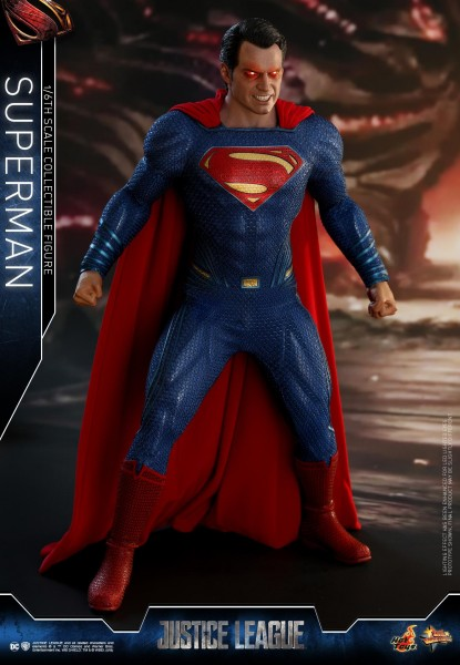 Hot Toys - Superman - Justice League