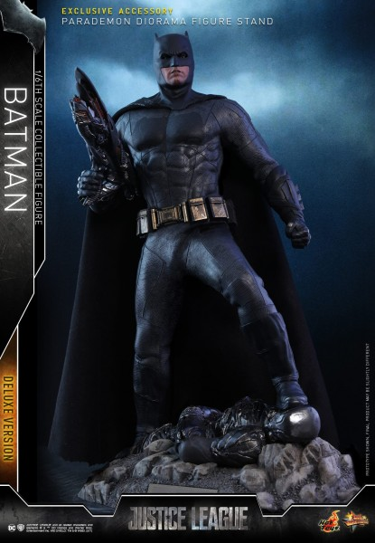 Hot Toys - Batman - Justice League -DX Version