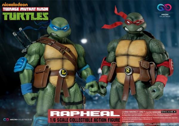 Dreamex - Raphael & Leonardo Set - Teenage Mutant Ninja Turtles