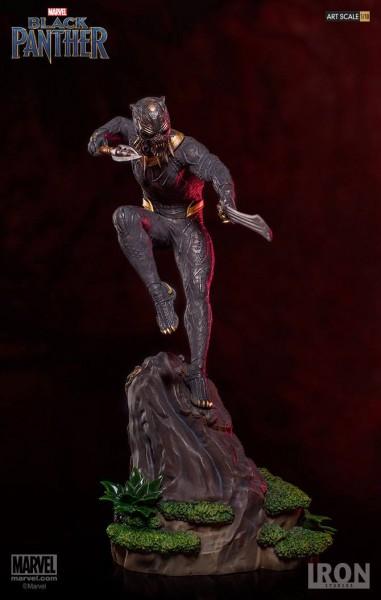 Iron Studios - Erik Killmonger - Black Panther - 1/10 scale statue