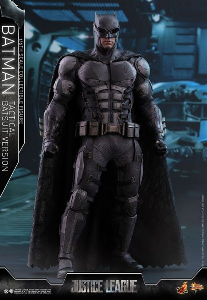 Hot Toys - Batman - Tactical Suit Version - Justice League - Normal Edition