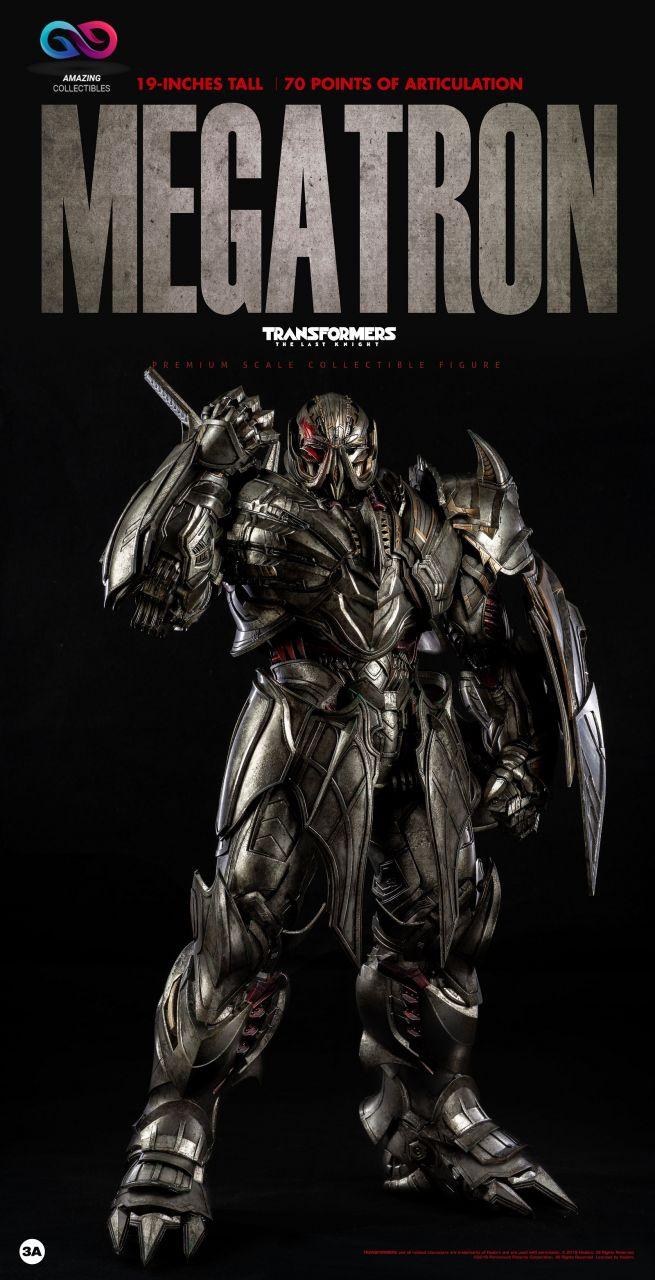 ThreeA - Megatron - DX Version - Transformers The last knight