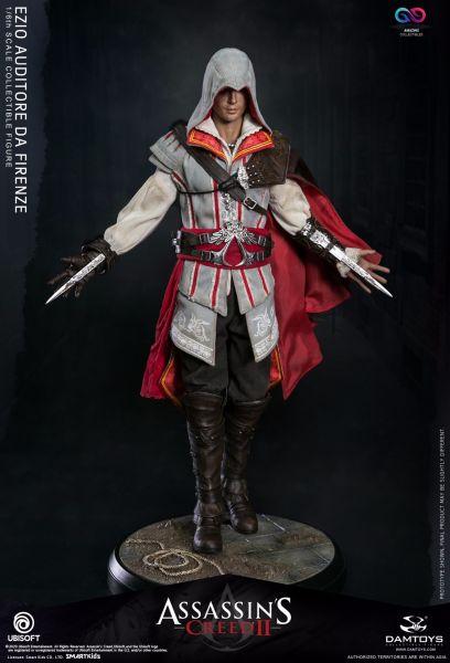 Damtoys - Ezio Auditore da Firenze - Assassins Creed II