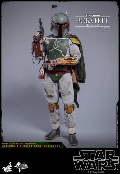 Hot Toys - Boba Fett DX Version - Star Wars - Das Imperium schlägt zurück