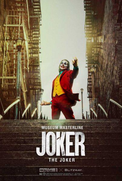 Prime 1 Studios - Joker - Arthur Fleck - Bonus Version - Blitzway/Prime 1