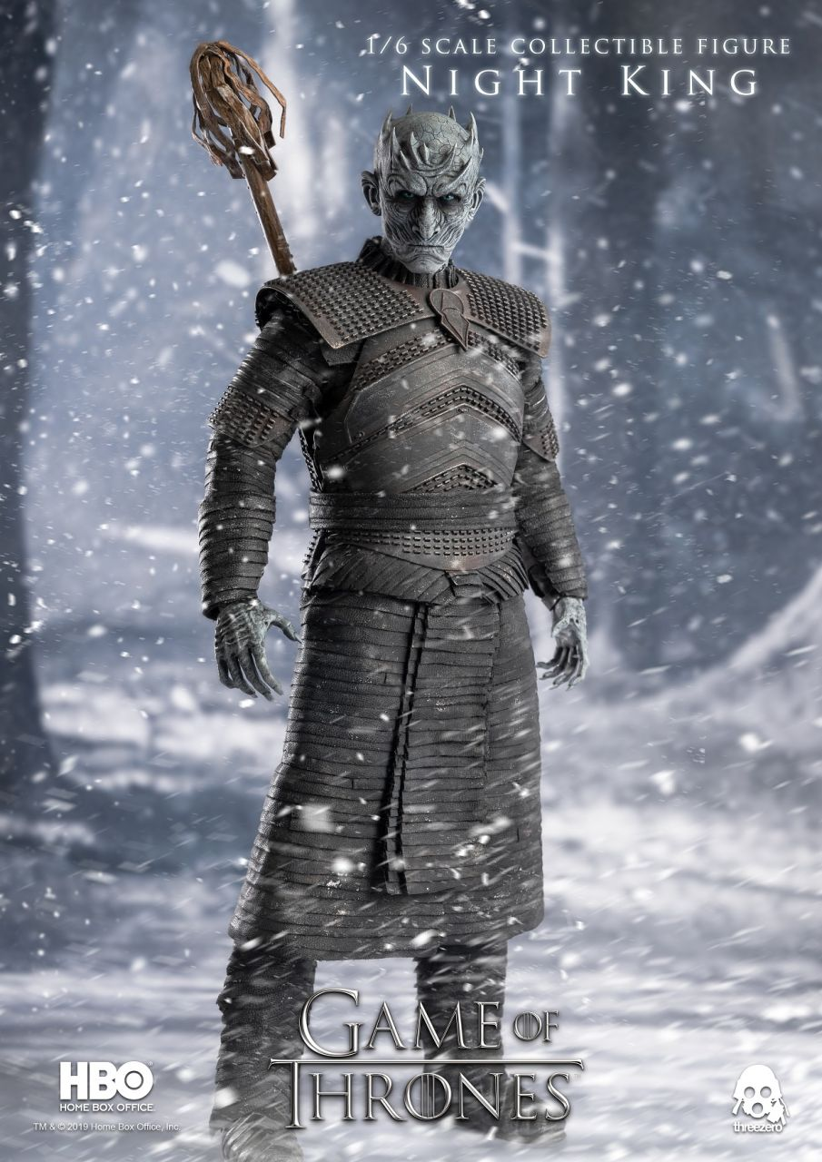 ThreeZero - Night King (Nachtkönig) - Game of Thrones