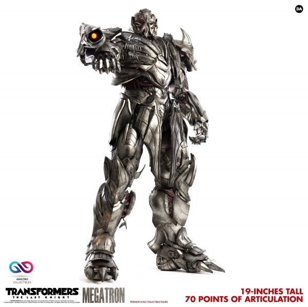 ThreeA - Megatron - Normale Version - Transformers - The last knight