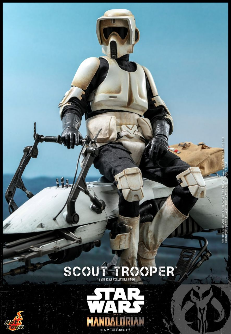 Hot Toys - Scout Trooper - Star Wars: The Mandalorian