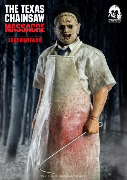 ThreeZero - Leatherface - The Texas Chainsaw Massacre