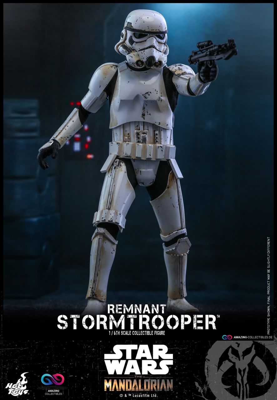 Hot Toys - Remnant Stormtrooper - Star Wars: The Mandalorian